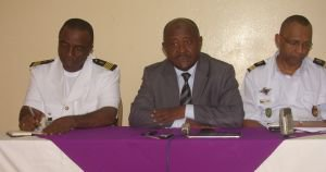 Bolero et Idjihadi à Ndzuwani pour un état des lieux des besoins de l'armée