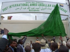 Hommages à feu président Abdallah : Le port de Mutsamudu porte désormais son nom