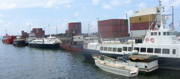 Port de Mutsamudu : une dette effacée sur un projet qui a atteint à peine 40% de ses objectifs