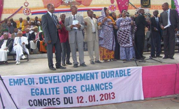 Politique : le Radeco a tenu son congrès régional à Mutsamudu