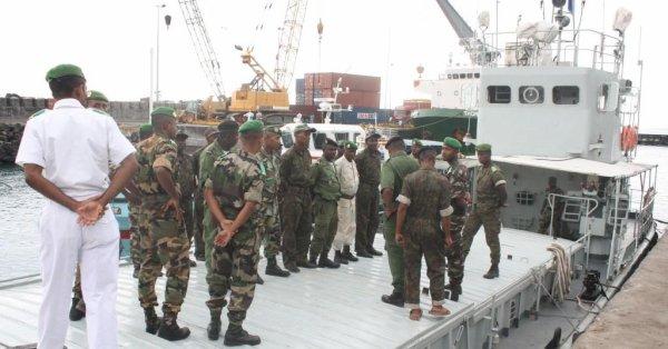 L'unité comorienne des garde-côtes : une structure en gestation