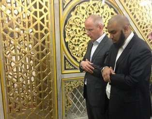 A. Van Doorn, l'ex-député de l'extrême droite néerlandaise, consacre sa vie à l'islam