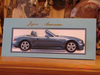 carte 3d joyeux anniversaire voiture bleu les 10 doigts de betty. Black Bedroom Furniture Sets. Home Design Ideas
